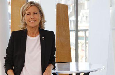 Claire Chazal rejoint FranceInfo