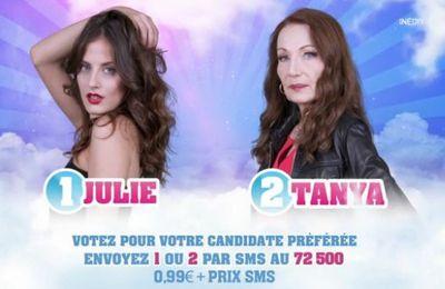 """""""Secret Story 11"""" : Julie et Tanya nominées, faites vos estimations !"""