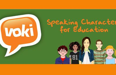 Speaking Characters for Education