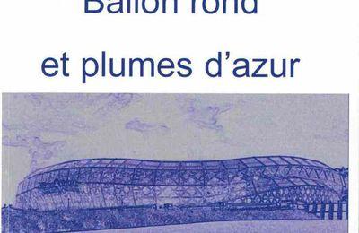 BALLON ROND ET PLUMES D'AZUR