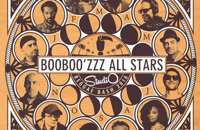 Booboo'zzz All Stars - Studio Reggae Bash