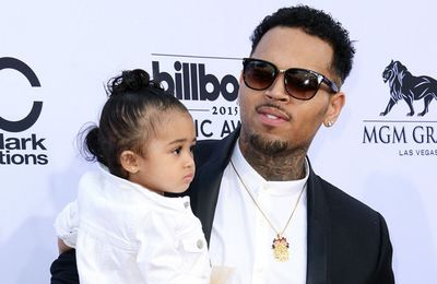 Chris Brown visited by Child Services After Arrest