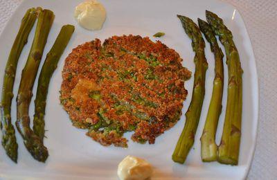 Croustillant végétal au quinoa