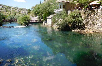 La Bosnie non loin de la capitale