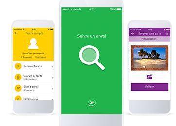 Application mobile : découvrez celle de La Poste sur Android et iOS