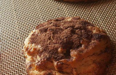 Américan Cookies   avec ou sans thermomix