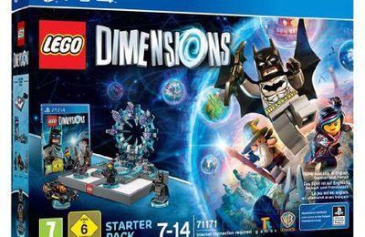 Achat Lego dimensions