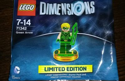 Green Arrow Lego Dimensions