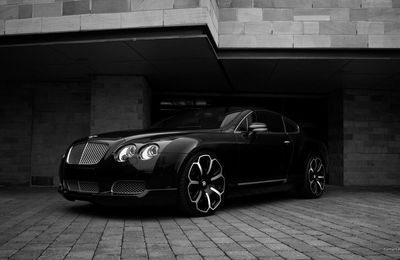 Bentley GTS_black