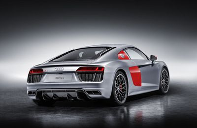 Audi R8-Coupe