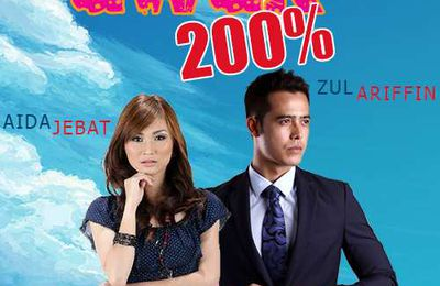 Miss You 200 % ( Rindu Awak 200% )