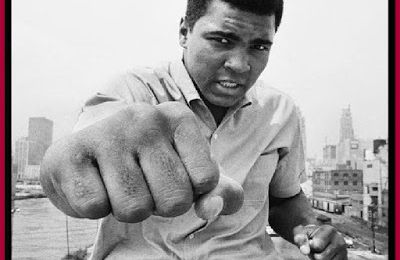 RIP Muhammad Ali ~ January 17, 1942 – June 3, 2016