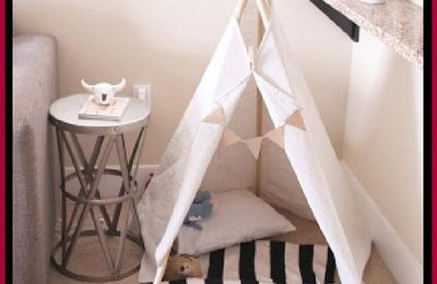 DIY Dog Tipi (TeePee)