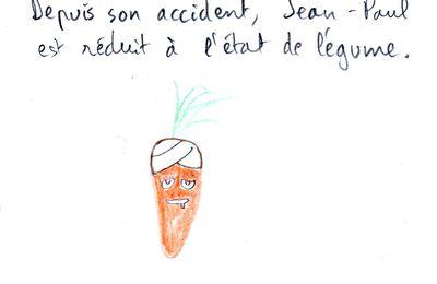La carotte du mois: Avril 2017