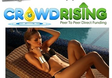 Create Unlimited Residual Income Online! It's Called CROWD RISING!
