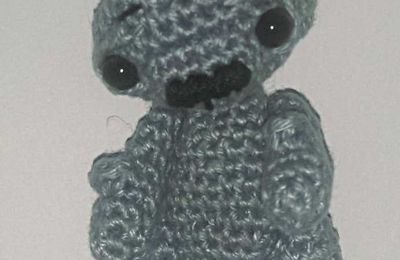 Tuto amigurumi : Teddy le mini ourson