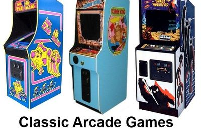 #Arcade #Games Fir Sale