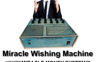 Miracle Wishing Machine Used By CROWD RISING Participants!