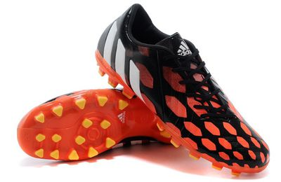 finest selection c8d94 76e38 adidas predator Absolado AG Prougeator Instinct Tereni Compact Black White  Infrared