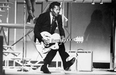 Disparition de Chuck Berry