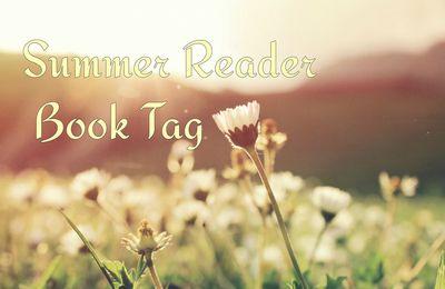 The Summer Reader Book Tag (w/ EmsBookCorner)