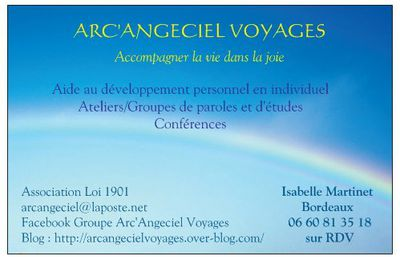 L'association Arc'Angeciel voyages