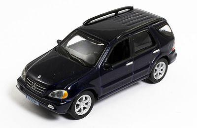Mercedes-Benz Classe ML (W163) - 1/64ème
