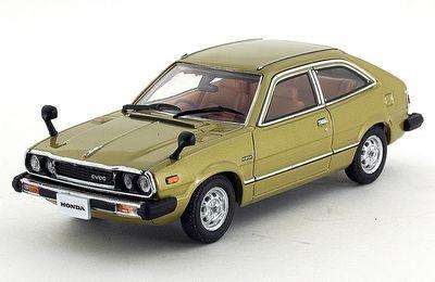 Honda Accord EX (1976)