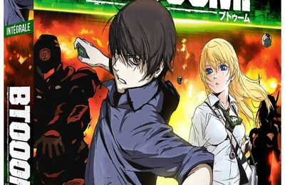 BTOOOM CRITIQUE DE L'ANIME !