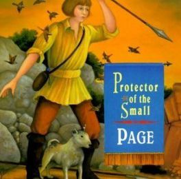 The Protector of the Small Quartet, tome 2 : Page by Tamora Pierce