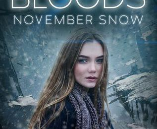 November Snow (Bad Bloods #2) by Shannon A. Thompson