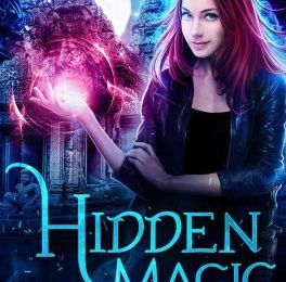 Hidden Magic (Dragon's Gift: The Huntress 0) by Linsey Hall