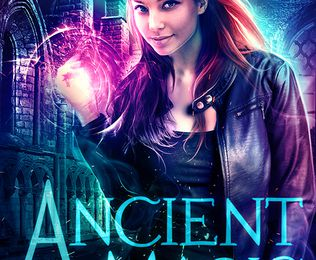 Ancient Magic (Dragon's Gift: The Huntress #1) by Linsey Hall