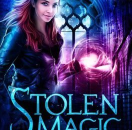 Stolen Magic (Dragon's Gift: The Huntress #3)  by Linsey Hall
