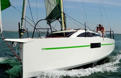 Nautic 2016 - Fora Marine unveils its new sail boat, the RM 970