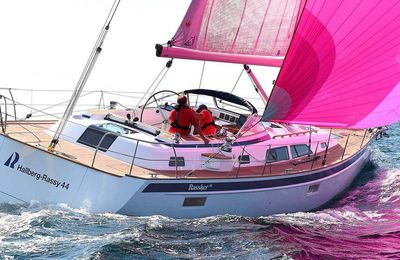 World premiere for the all-new Hallberg-Rassy 44 at Boot Düsseldorf