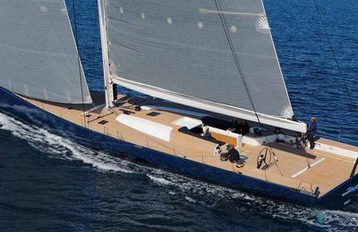 14 yachts registered for the 2017 racing series of the Wally Class.