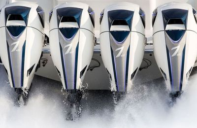 SCOOP Boating Industry - Volvo Penta enters the outboard motor market