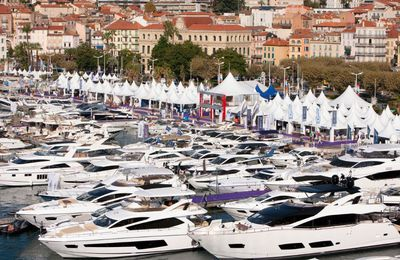 Cannes Yachting Festival to Celebrate 40th Anniversary