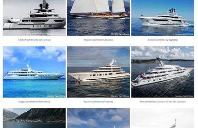 The 2017 Monaco Yacht Show unveils its fleet of superyachts