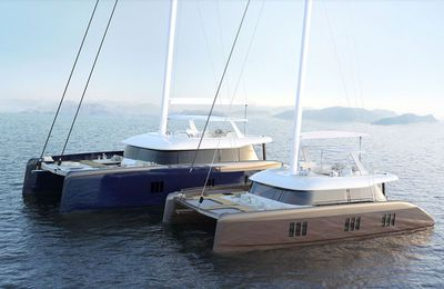 Sunreef Yachts Unveils a New Sail Yacht Range Concept at Cannes Yachting Festival