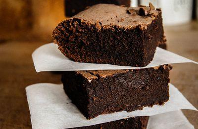 Gateau simple et fondant au chocolat