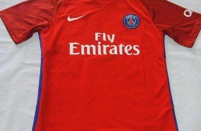 Nueva camiseta  PSG  2017|Camisetas de futbol baratas
