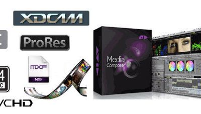 How to Import Videos to Avid Media Composer: Different Codecs