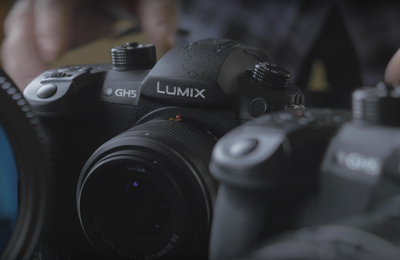 Import Panasonic GH5 4K in Windows Movie Maker