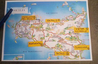 Une semaine en Sicile : aperçu du voyage