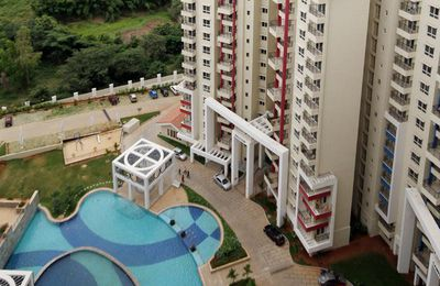 Purva High Waves Prelaunch Apartment Bangalore