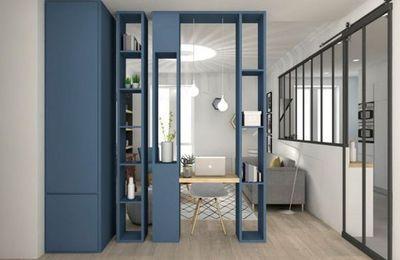 Séparations des espaces intérieurs