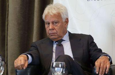Felipe González: El país necesita una coalición entre PP y PSOE