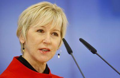 Suecia: Israel ha cruzado todos los límites humillando a Palestina